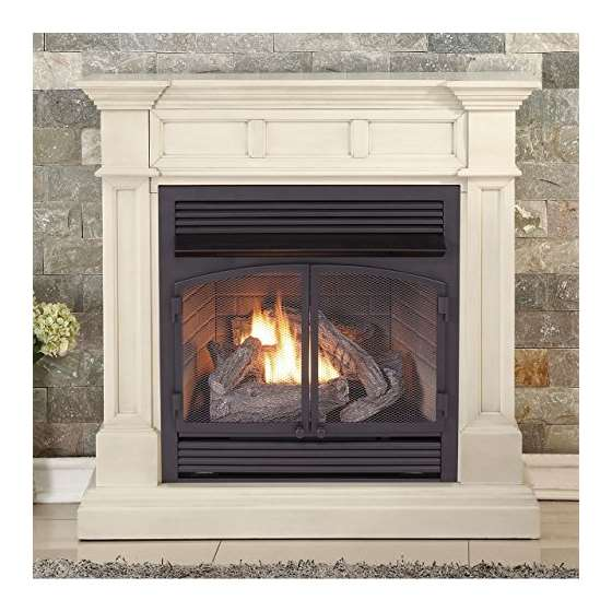 Duluth Forge Dual Fuel Vent Free Fireplace Fireplaces